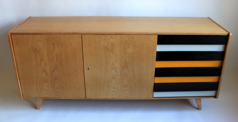 retro chest of drawer