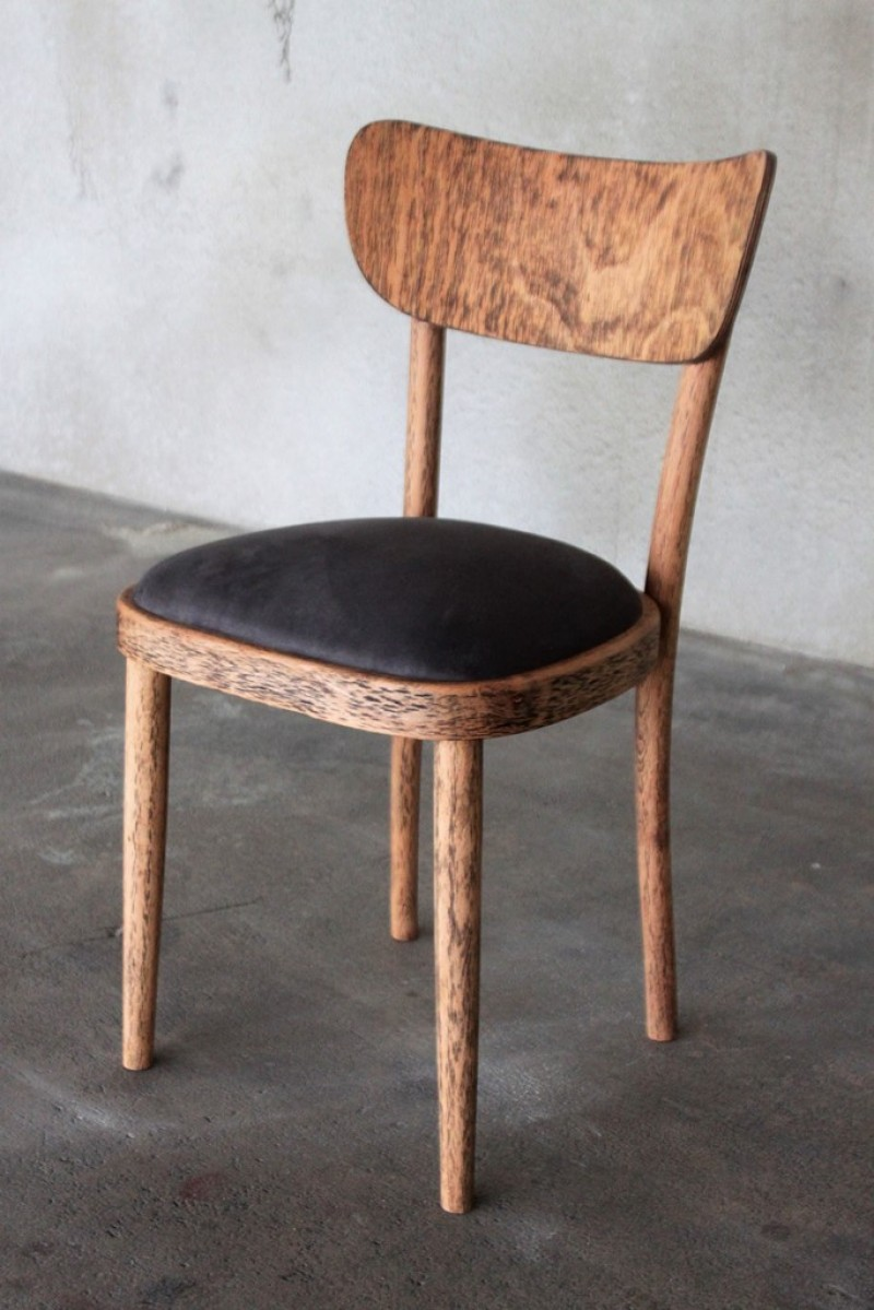 wooden Thonet chairs